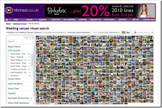 wedding-venues-visual-search-using-silverlight-pivotviewer