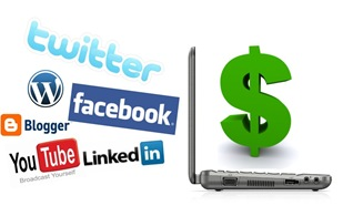 SOCIAL MEDIA TO MAKE MONEY
