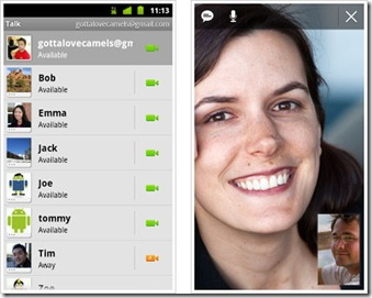 Google-Talk-Android