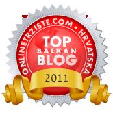 OnlineTrziste.com: Nagrada za jedan od Najuticajnijih Blogova u Hrvatskoj